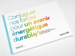 Transition énergétique Québec – plan directeur 2018-2023