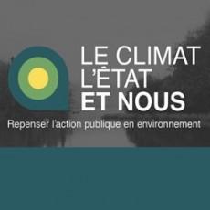 Le climat, l'état et nous – synthèse des résultats