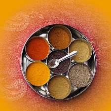 épices indiennes