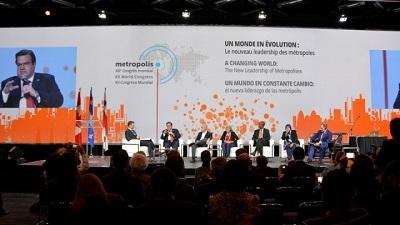 Congrès mondial Métropolis tenu à Montréal